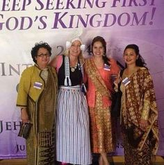 International convention in New Orleans 2014