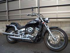 ドラッグスター買う Motorbikes, Yamaha, Motorcycle, My Favorite Things, Vehicles, Future, Future Tense, Rolling Stock, Motorcycles