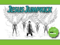 Jesus Jumpkick: An Epic Retelling (Kickstarter Video!)