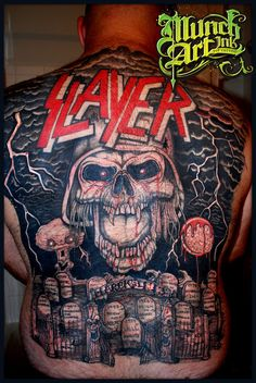 ~Slayer~ not sure if this should be in tunes or tatts??