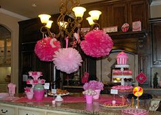 P is for Party: Real Parties: A FABULOUS Pinkalicious Party!