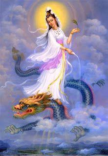 Buda & Kuan Yin: Oração a Kuan Yin