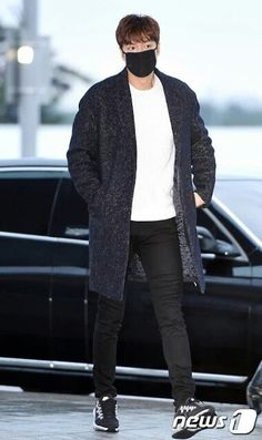 2015-11-25 at Incheon Airport to Shanghai | Lee Min Ho