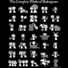 I NEED this Shakespeare shirt.  NEED!