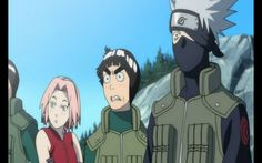 One of the best facial expressions in Naruto Shippuden from the first movie.