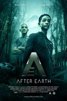 After Earth: Handsdown number two of the WORST movies I've ever seen in the cinema! (13 June)