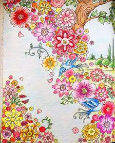 連投 #大人の塗り絵 #旅するディズニー塗り絵 #塗り絵 #コロリアージュ #ディズニー #眠れる森の美女 #オーロラ姫 #ストーカー王子…