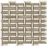 Jeffrey Court - Chapter 11 Align - Natural Stone Mosaics   Floor Tile