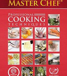 Professional Cooking Techniques Master Chef PDF