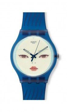 Swatch® US - BLUE WRAITH - SUOZ107