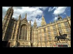 Palace of Westminster and Westminster Abbey including Saint Margaret's Church - YouTube. UNESCO video, 2:53.  Palace of Westminster (Houses of Parliament). London, England. Charles Barry and Augustus W. N. Pugin (architects). 1840–1870 C.E. Limestone masonry and glass.