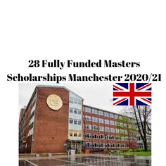 he University of Manchester is offering 28 fully funded masters scholarships for students from Uganda, Rwanda, Tanzania and Ethiopia Scholarships In Uk, Study In England, University Of Manchester, Ethiopia, Tanzania, Uganda, Masters, Students, 21st