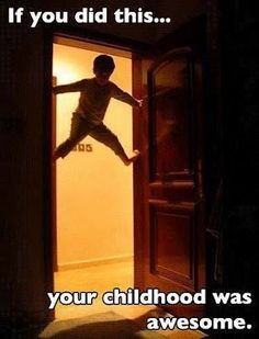 Imagination is everything.   I did this a few times in my day.  LOL.   As I got older, got heavier and couldn't lift myself anymore.