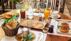 Great Brunch Spots In Athens Brunch Spots, Recipe Of The Day, Athens, Table Settings, Restaurant, Meals, Table Decorations, Greeks, Home Decor