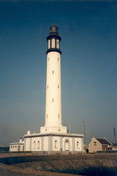 Du Nord à la Normandie : Dunkerque (Phare à terre)