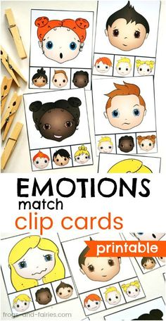 This activity is a fun way for helping children learn to recognize different emotional expressions! Social Emotional Activities, Feelings Activities, Social Emotional Development, Preschool Learning Activities, Fun Learning, Preschool Activities, Feelings Games, Emotions Preschool, Dora