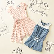 Take a look at the As Bright As She Is | Baby to Big Girl event on #zulily today!