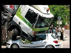 truck accidents caught on camera 2015