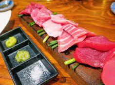 マグロマートへRUN!   Run for Tuna heaven!  food Japan Tokyo trip アミシュランA-Michelin) http://ift.tt/1KVRM6N