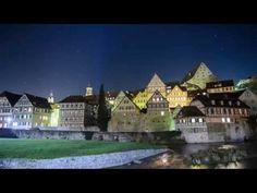 Eine Nacht in ... Schwäbisch Hall (HD) - YouTube