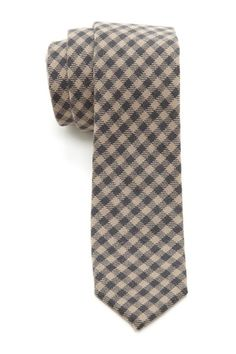 The Portland Collection by Pendleton  Gingham Tie