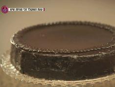 עוגת שוקולד נטו-A Winner.Only 3 Ingredients:Chocolate,Butter and Eggs.So easy to make.In Hebrew.