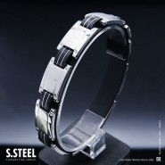 Men's stainless steel bracelet OLIVER S. M-161