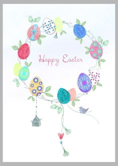 Victoria Nelson - Easter Egg Wreath Copy