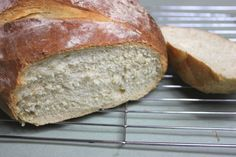 Paul Hollywoods Bloomer Recipe - a good start to breadmaking - delicious too!