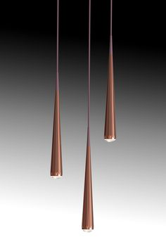 Tobias Grau - suspended reading lamps over your bedside tables