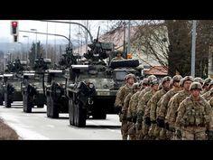 La OTAN se pasea desafiante por Europa