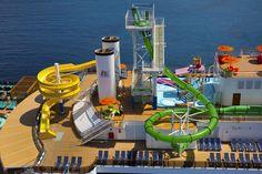 carnival legend water slide - Google Search