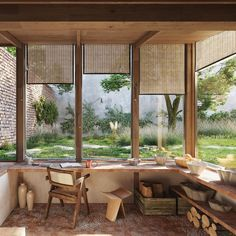 Exterior Design, Interior And Exterior, Casa Patio, Cozy House, My Dream Home, Home Deco, Future House, Interior Architecture, Bungalow