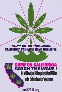 California Cannabis Hemp Act of 2014 – October 1, 2013 The Signature Drive Begins | Marijuana.com