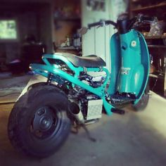 Honda Metropolitan Ruckus Zoomer 50cc