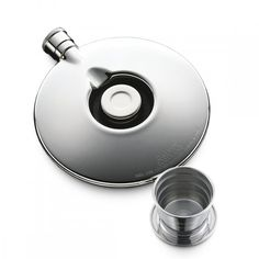 stainless steel flask and cup