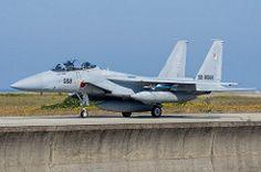 JASDF F-15DJ  '068' 92-8068 304 Hikotai Tsuiki Air Base Japan