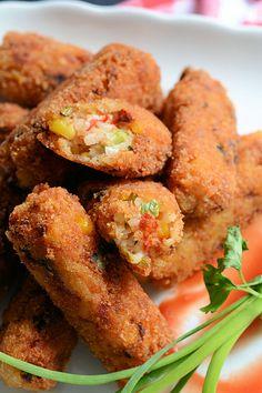 Fish Recipes, Vegetable Recipes, Cake Recipes, Chicken Recipes, Recipies, Serbian Recipes, Serbian Food, Posna Predjela, Bakery