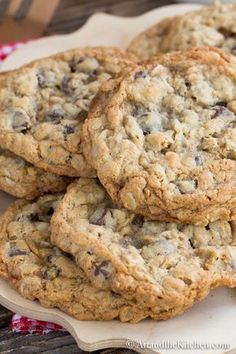 Everyone needs a great chocolate chip cookie recipe and this recipe for Ultimate Chocolate Chip Cookies is by far my favourite!