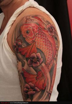 Koi Tattoo