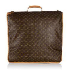 Louis Vuitton Monogram Canvas Garment Bag