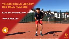 Red ball players drills and exercises Pilates At Home, Pilates Reformer Exercises, Pilates Workout, Pilates Video, Pilates For Beginners, Tennis Workout, Boxing Workout, Stability Exercises, Race Training