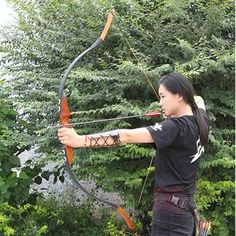 lbs Hunting Bow Wooden Recurve Bow American Archery Bow for Hunting Shooting Outdoor Sports Game Practice new Archery Hunting, Bow Hunting, Wooden Recurve Bow, Outdoor Sporting Goods, Paper Targets, Shooting Accessories, America And Canada, Camping Supplies, Sports Games