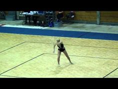 World Championships Twirling 2012 1 Baton Merriebeth Cox - USA.MP4