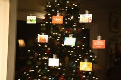 next year's gift exchange? Tape gift cards to the wall/window, then shoot with a nerf gun to see which one you get.