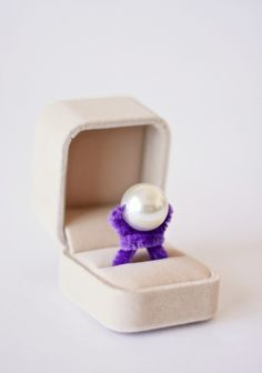 Pipe-Cleaner-Pearl-Ring-Party-Favor 2