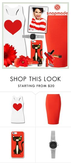 """Snapmade10"" by aidri ❤ liked on Polyvore featuring Miss Selfridge"