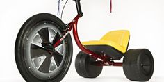 Adult big wheel - everything you need to look cool again!