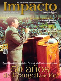 Revista Impacto Evangelistico Edición Mayo 2013 Idioma Español