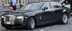 Luxury Cars Around The World: Rolls-Royce Ghost